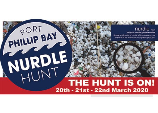 POSTPONED: 2020 Port Phillip Bay Nurdle Hunt