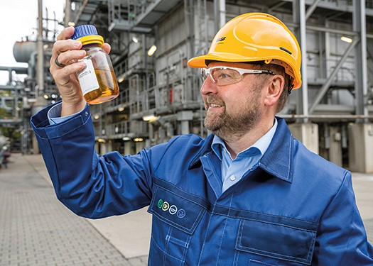 BASF's ChemCycling<sup>TM</sup> project